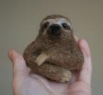Sloth wall hanging