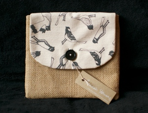 The most perfect purse by Hannah Stevens - I'm smitten with it