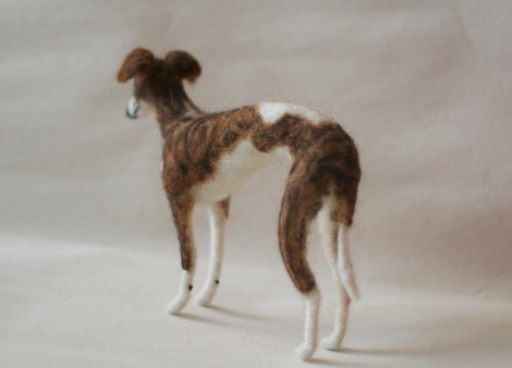 Sumi, another whippet commission. She's a beauty!